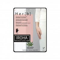 Iroha Nature Her[b] Cannabis Kézmaszk